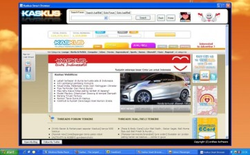 Kaskus Smart Browser